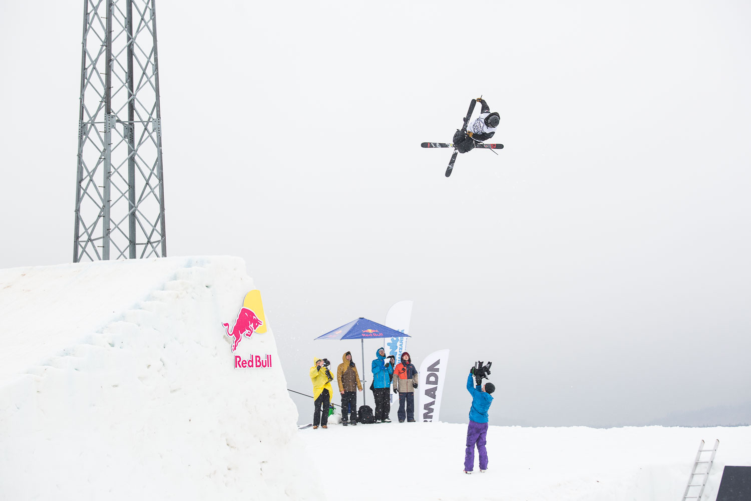 Robert Andre Ruud From Norway Dominates The First Day Of Kotelnica Białczańska WInter Sports Festival