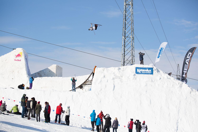 Pontus Nordström Lands Top Spot During Winter Sports Festival