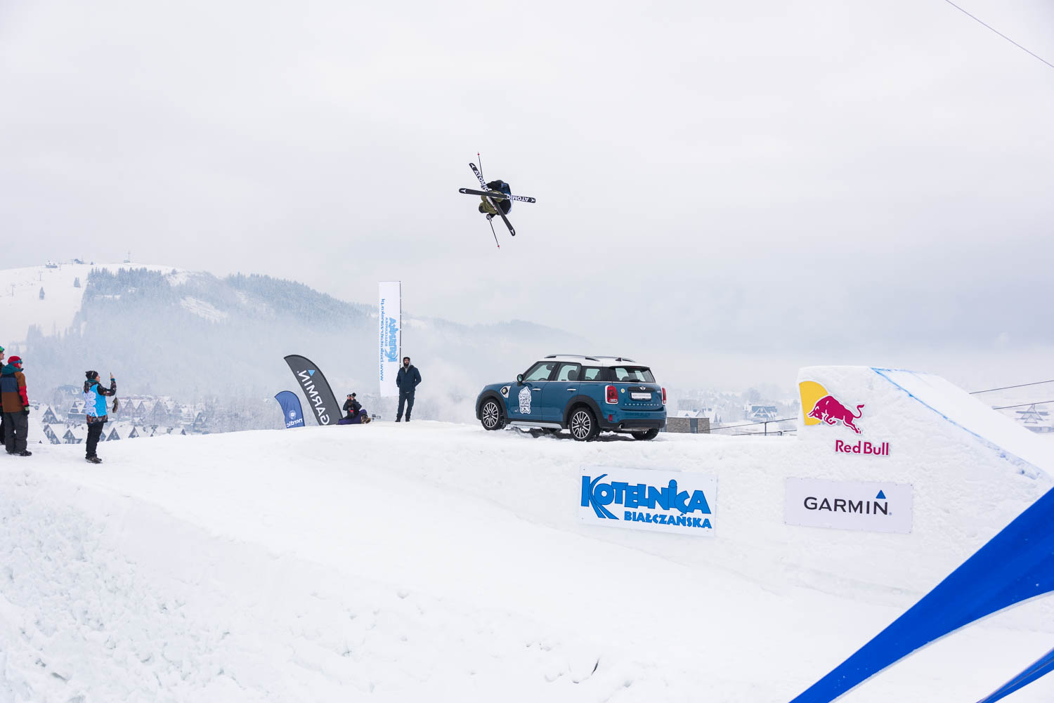 Big Air Event Like No Other