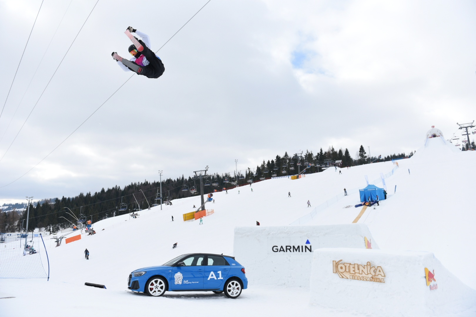 Garmin Winter Sports Festival 2019 Ski Fot Tomek Gola