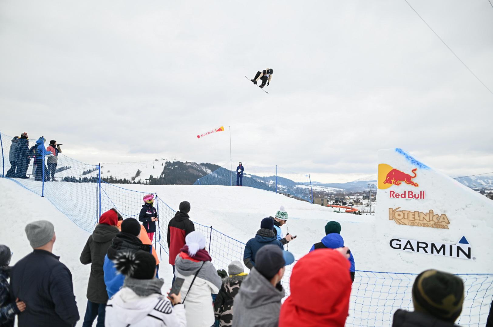 GWSF TGola Snowboard